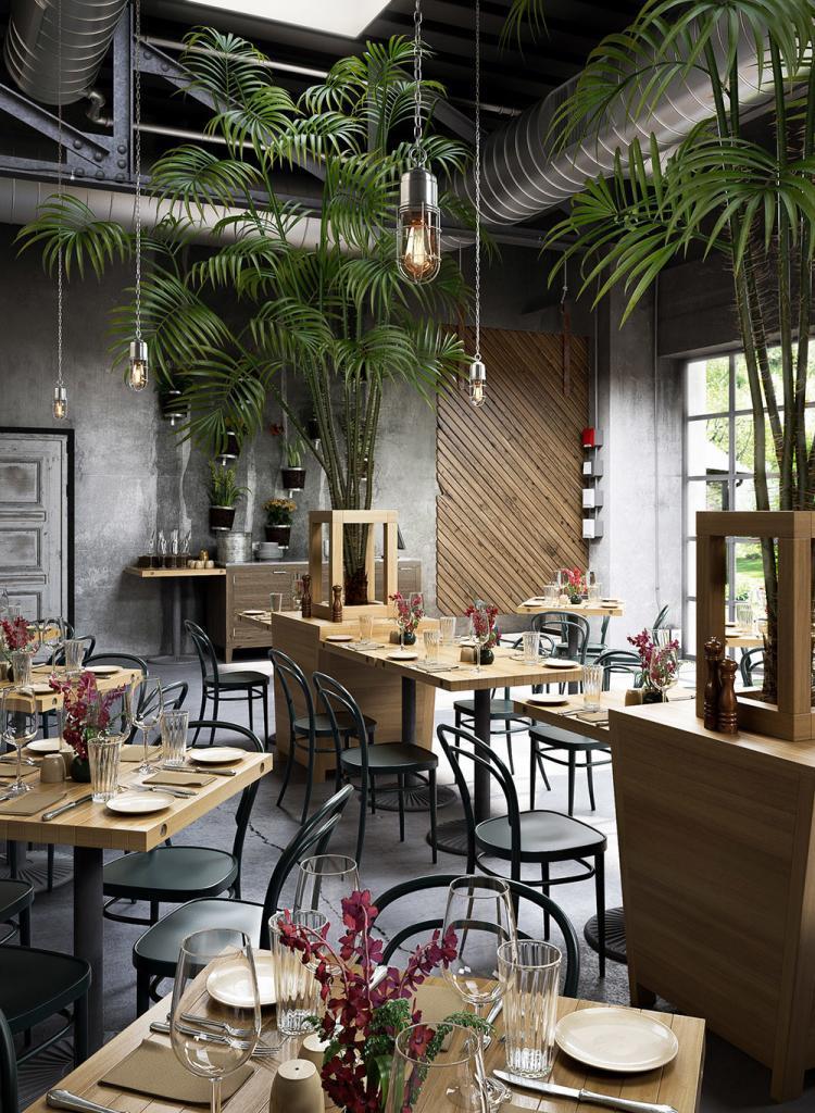 Restaurant Interior | Nordvisual